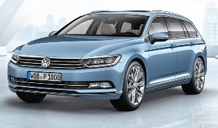 Passat Variant 2015-On